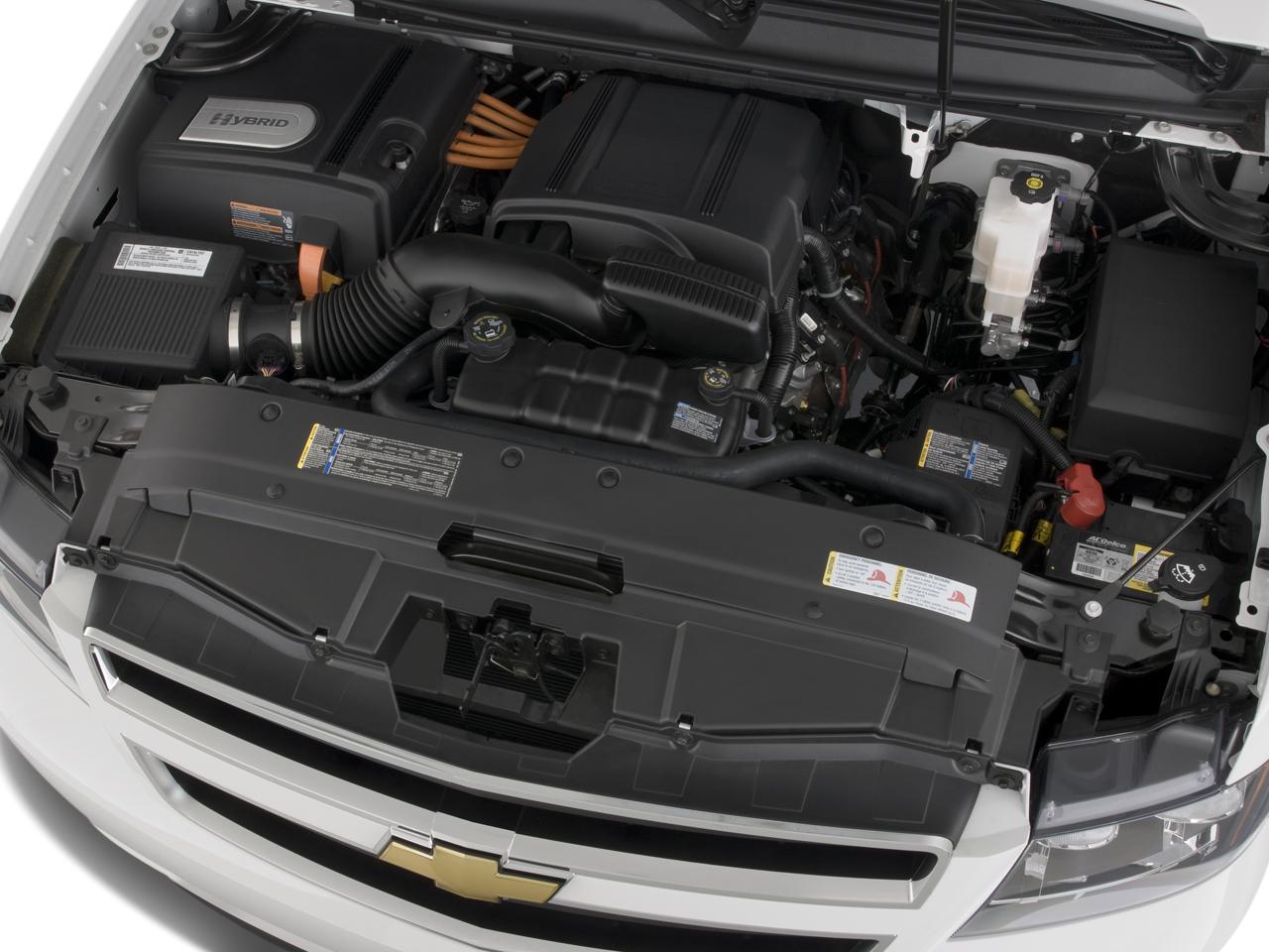 2008 Chevytahoe Hybrid Chevy Suv Review Automobile Magazine Nissan Nv3500 Transmission Wiring Harness 13 84