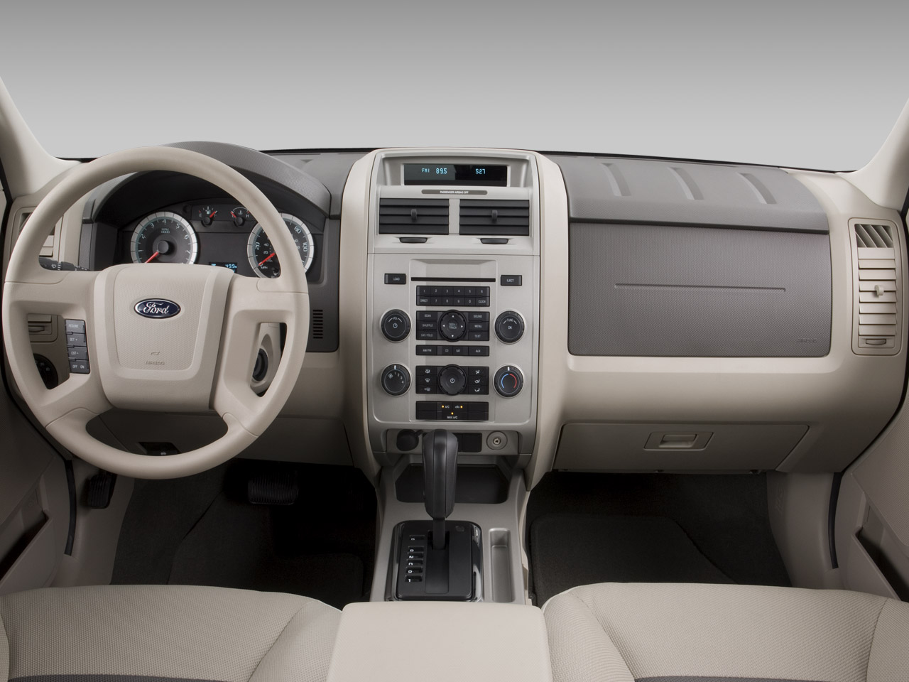 2008 Ford Escape Road Tests Reviews And Drivens