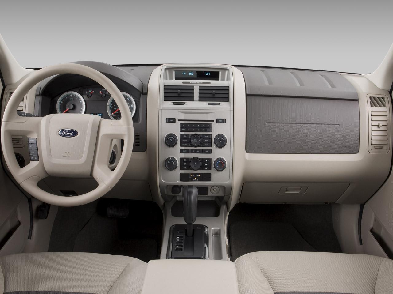 2008 ford escape review - automobile magazine