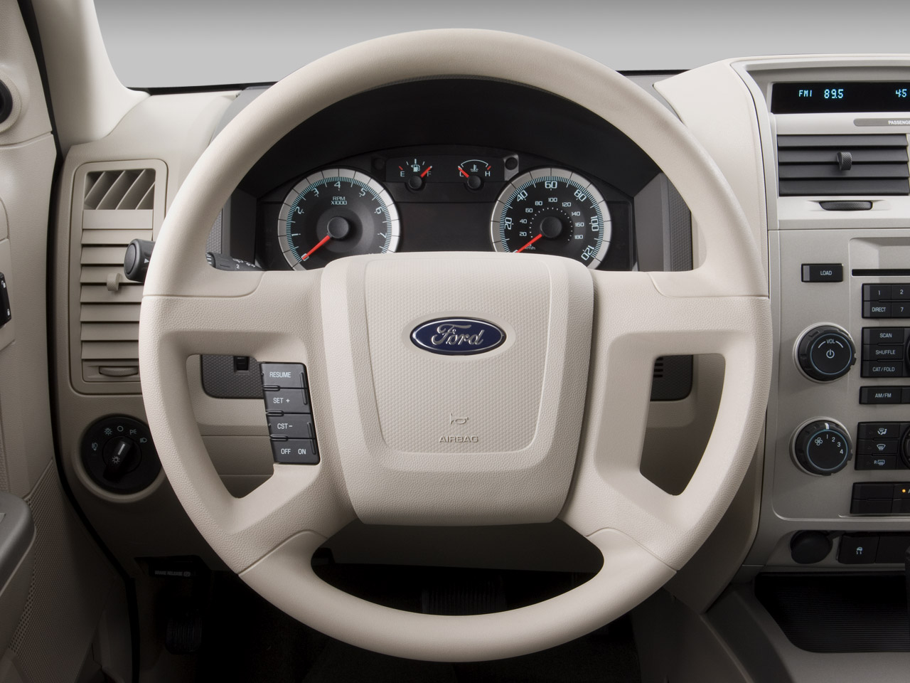 2008 Ford Escape Review Automobile Magazine