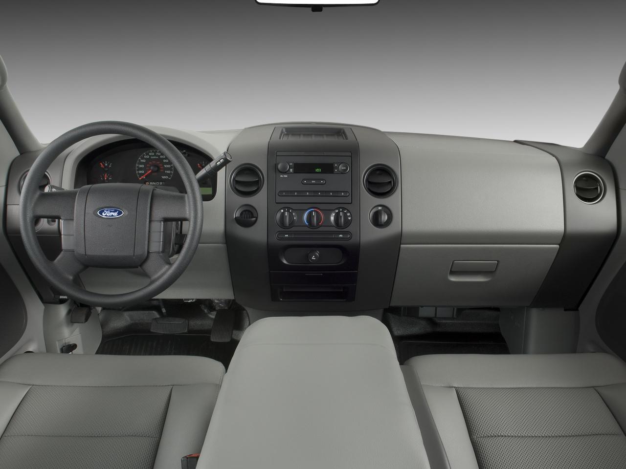 2008 ford f150 4x4 specs
