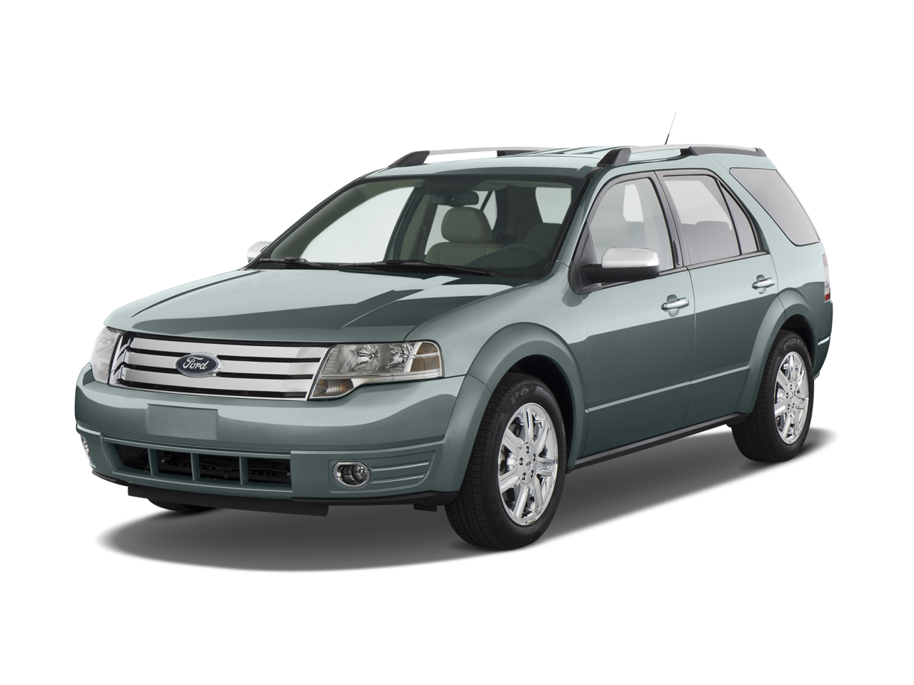2008 Ford Taurus X AWD Limited - Ford Midsize Wagon Review ...