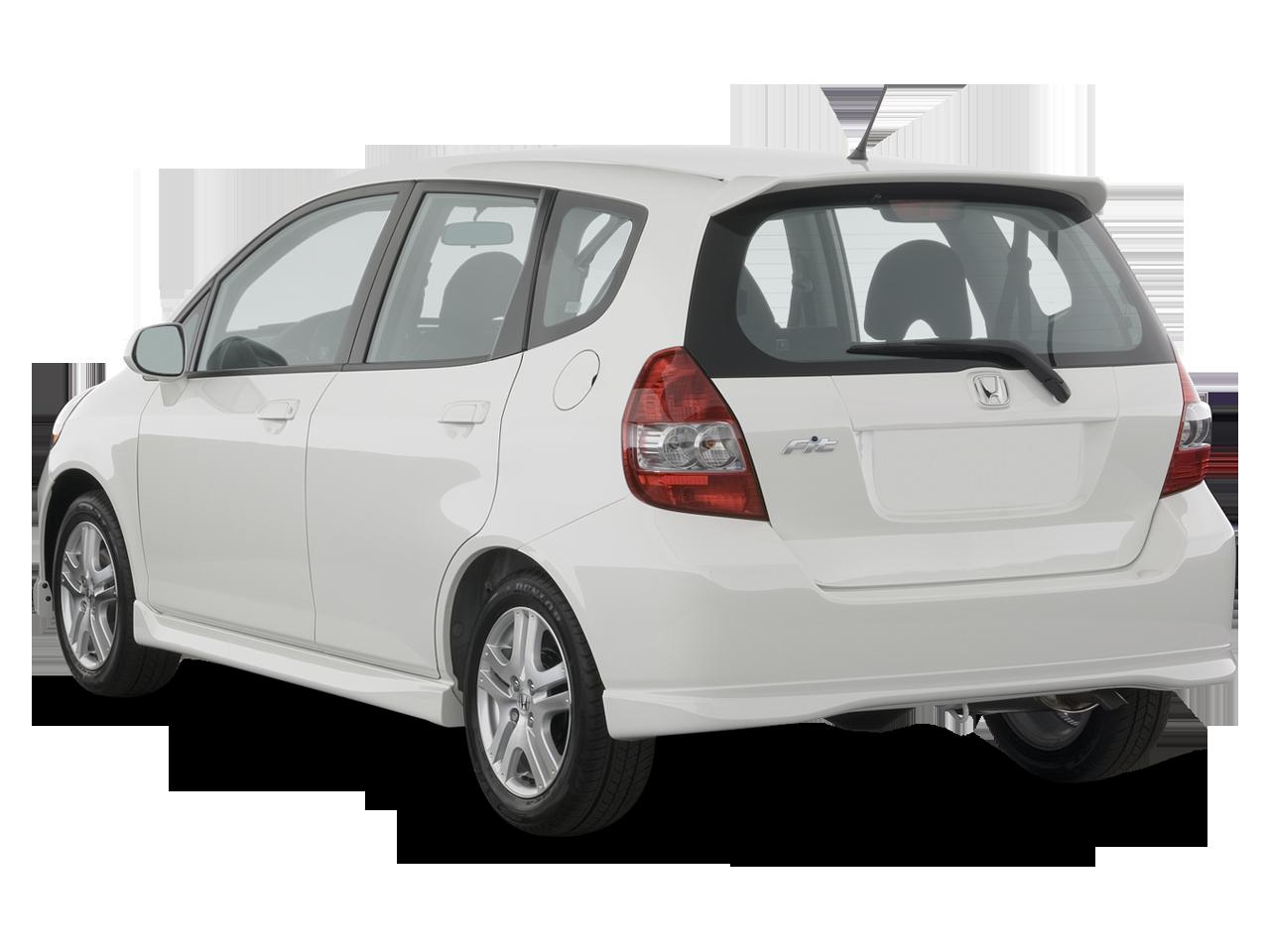 Honda Fit Mpg >> 2008 Honda Fit Sport - Honda Subcompact Hatchback Review - Automobile Magazine