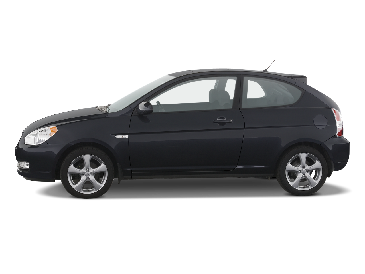 Hyundai Accent Mpg >> 2008 Hyundai Accent SE - Hyundai Subcompact Hatchback Review - Automobile Magazine