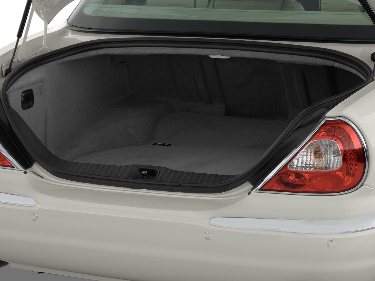 2008 Jaguar Xj Vanden Plas Luxury Sedan Review Automobile 1997 Wiring Diagram 16 100