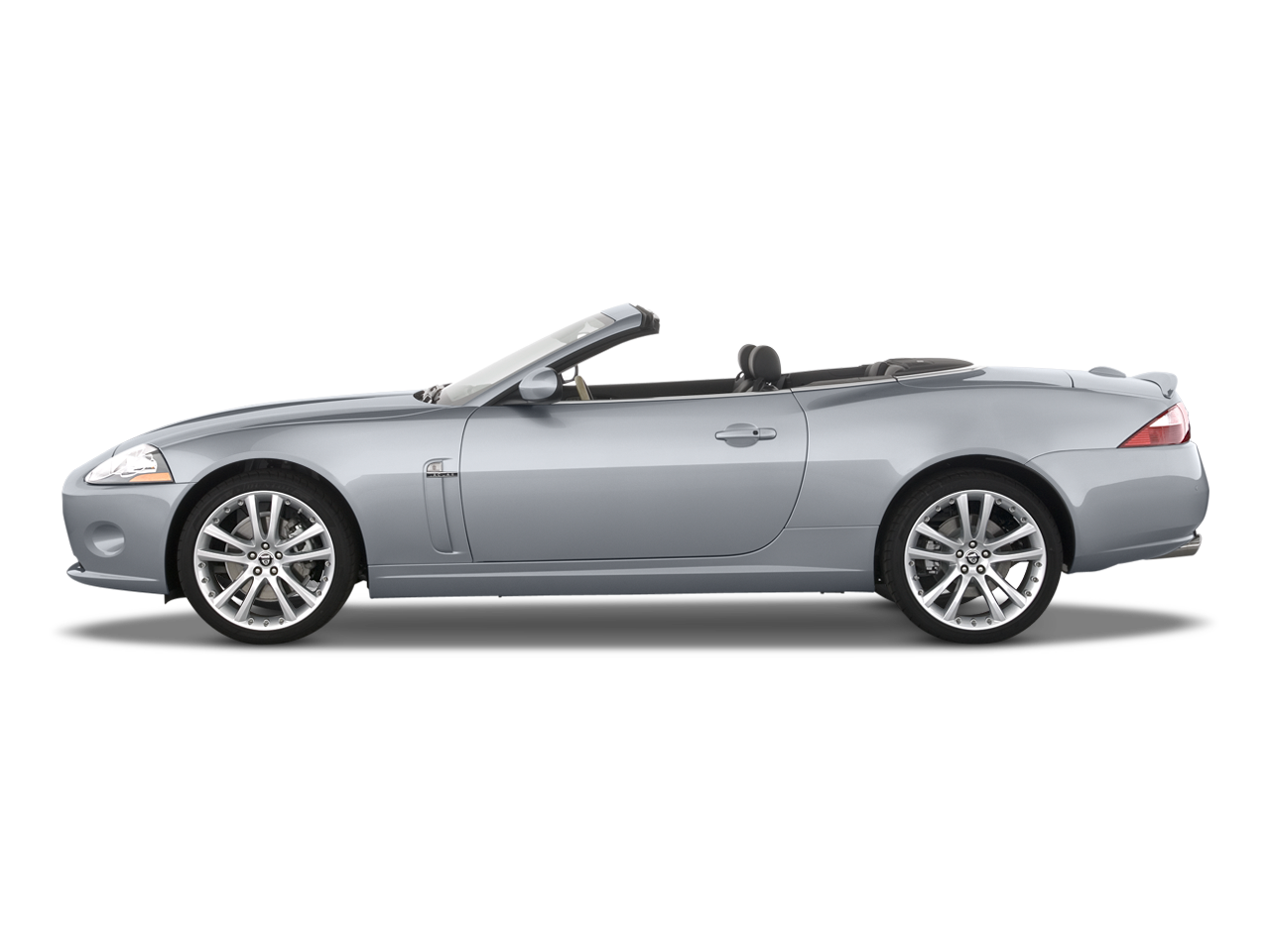 2008 Jaguar XKR Convertible - Jaguar Luxury Convertible ...