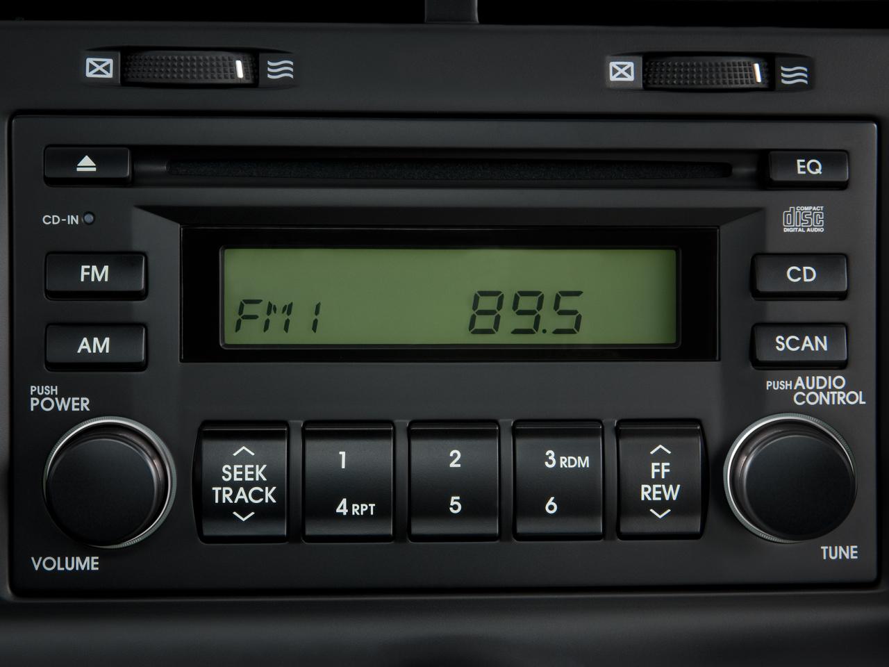 2008 Kia Sorento Stereo Wiring Diagrams Speaker Sportage Midsize Suv Review Automobile Magazine Rh Automobilemag Com Removal Harness