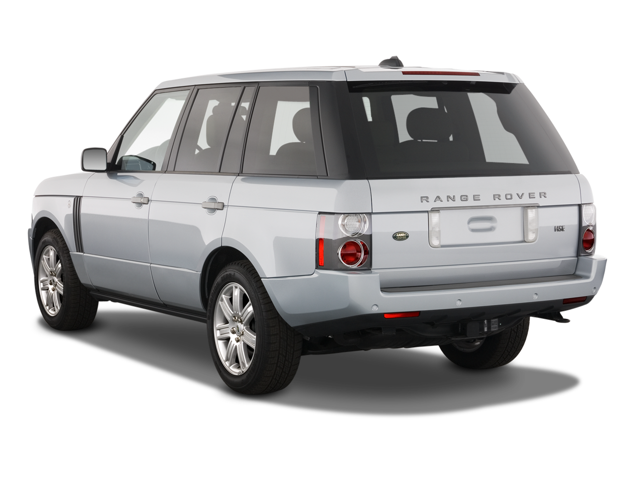 2008 Land Rover Range Rover Hse Land Rover Luxury Suv