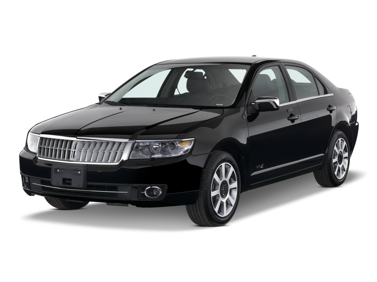 2008 Lincoln Mkz Lincoln Luxury Sedan Review