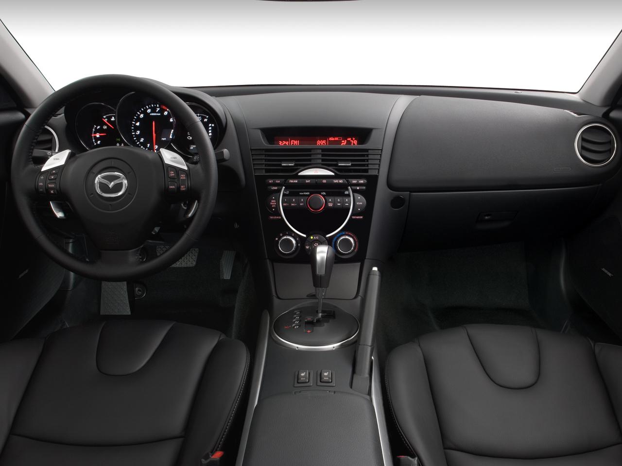 2008 Mazda Rx 8 R3 Mazda Sports Coupe Review