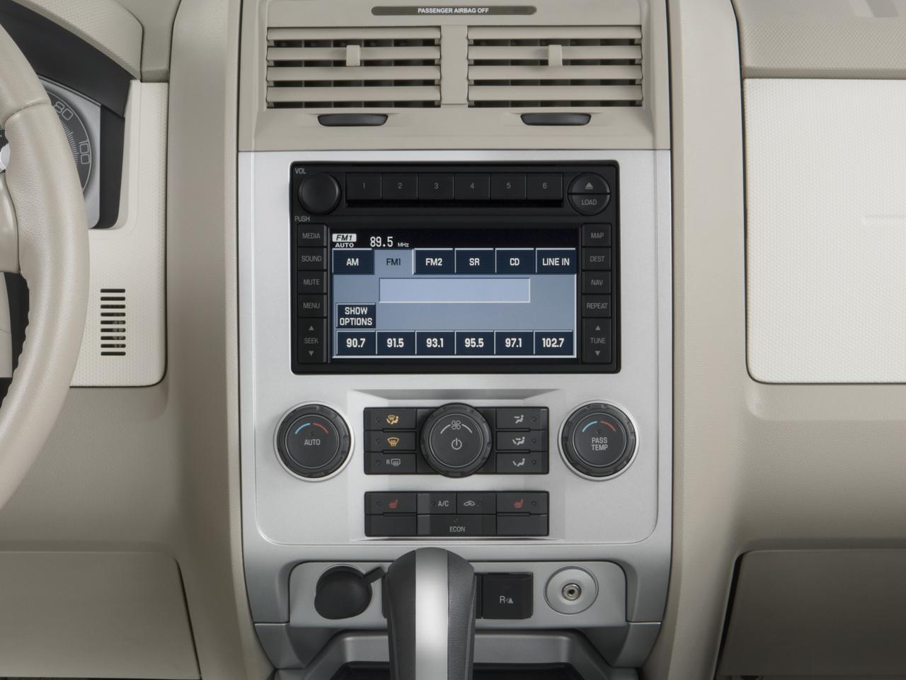 2009 Mercury Mariner Hybrid 4wd Suv Review 2008 Mazda Tribute Fuse Box In Car 51 75