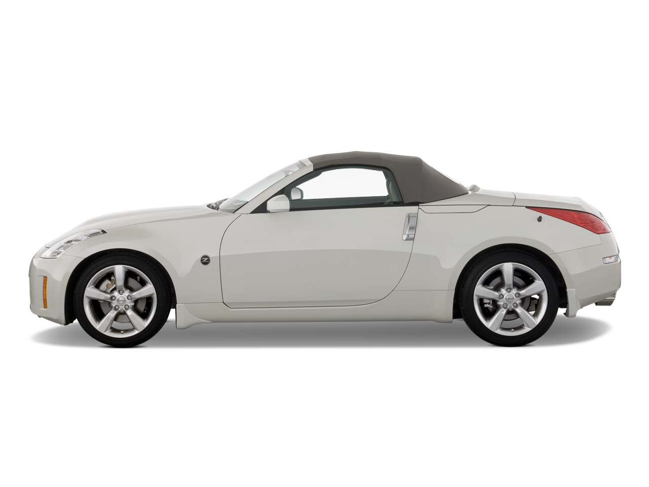 2008 nissan 350z roadster - nissan convertible sport review