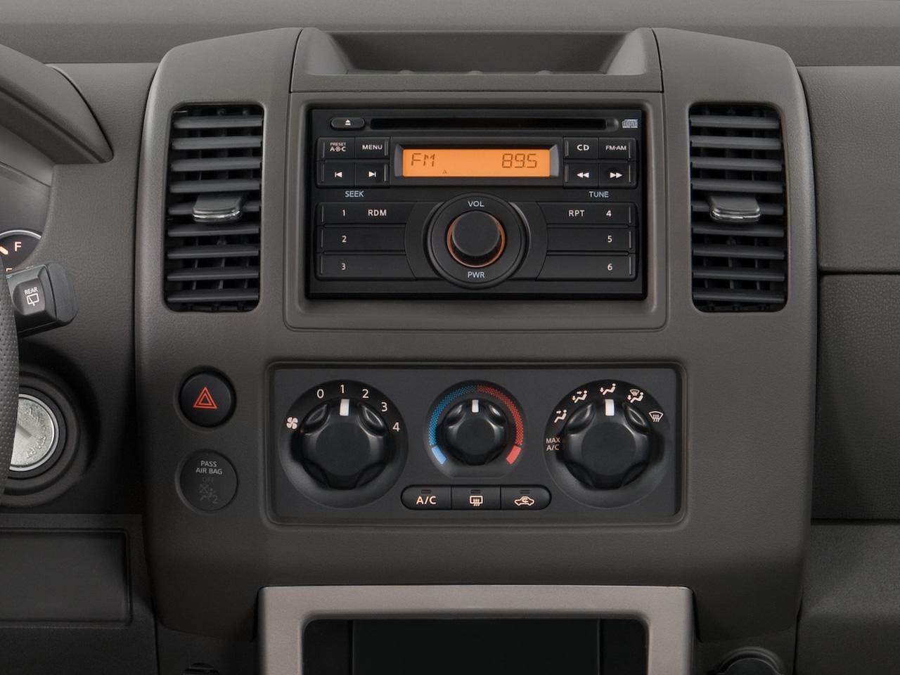 2008 Nissan Pathfinder SE - Nissan Midsize SUV Review - Automobile ...