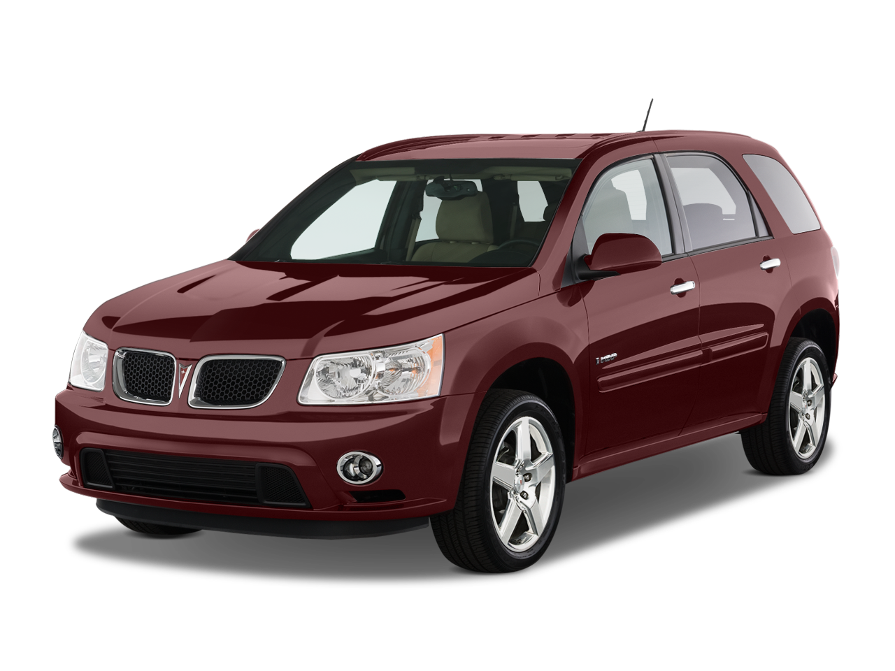 2008 Pontiac Torrent Gxp Latest News Features And Auto