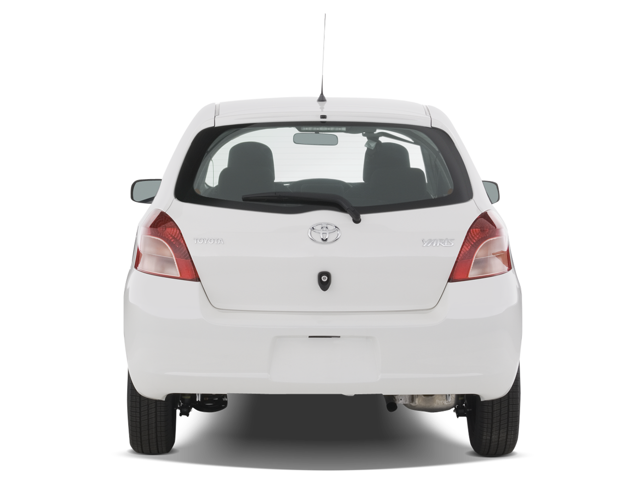 2008 Toyota Yaris - Toyota Subcompact Hatchback Review ...