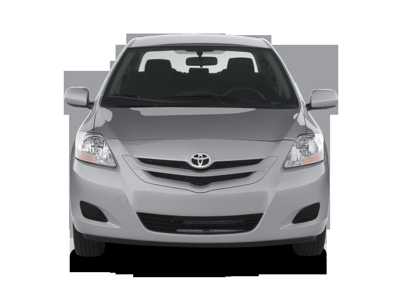 2008 Toyota Yaris - Toyota Compact Sedan Review ...