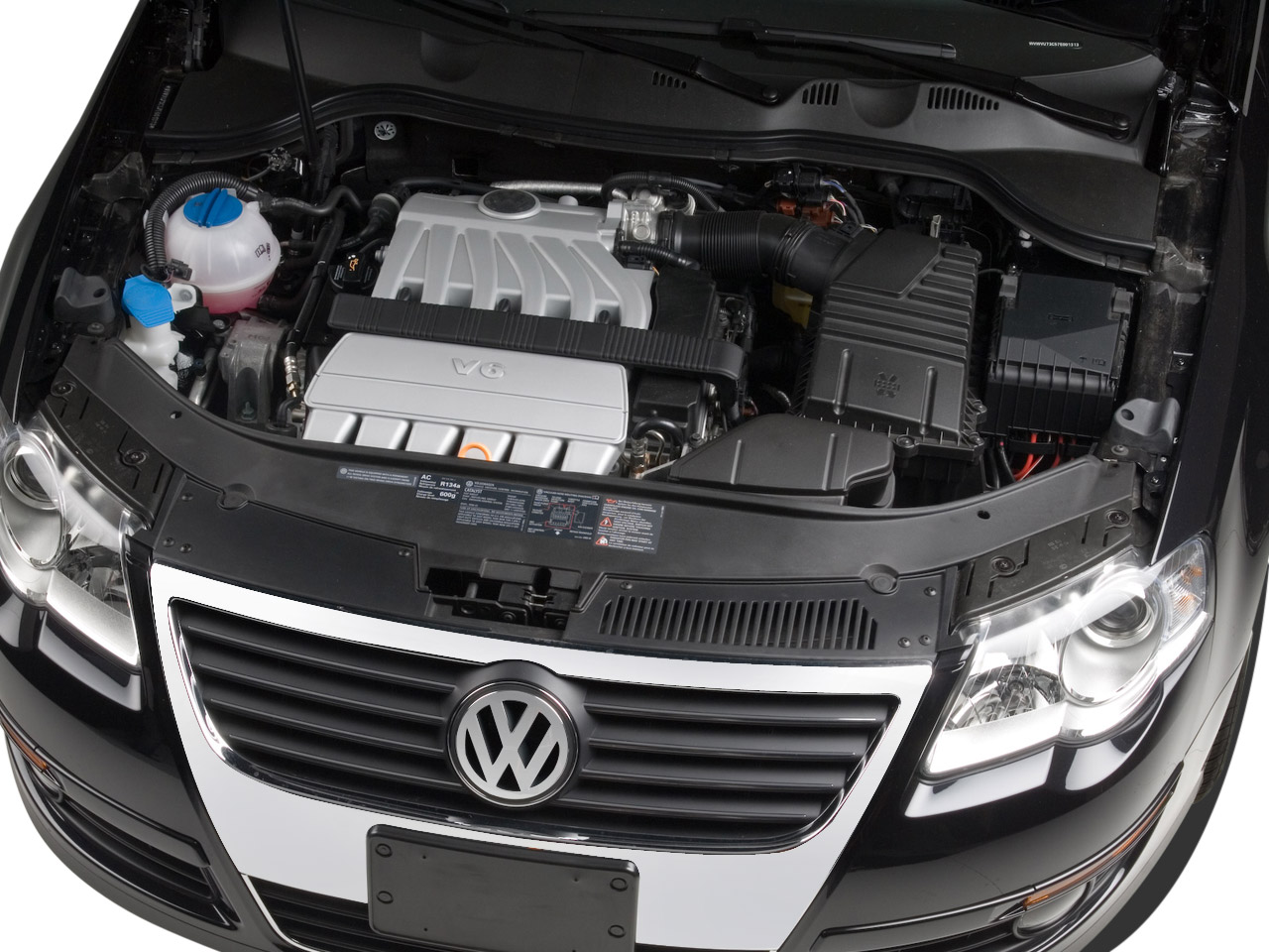 2008 Volkswagen Passat 2 0T Lux -Volkswagen Luxury Sedan