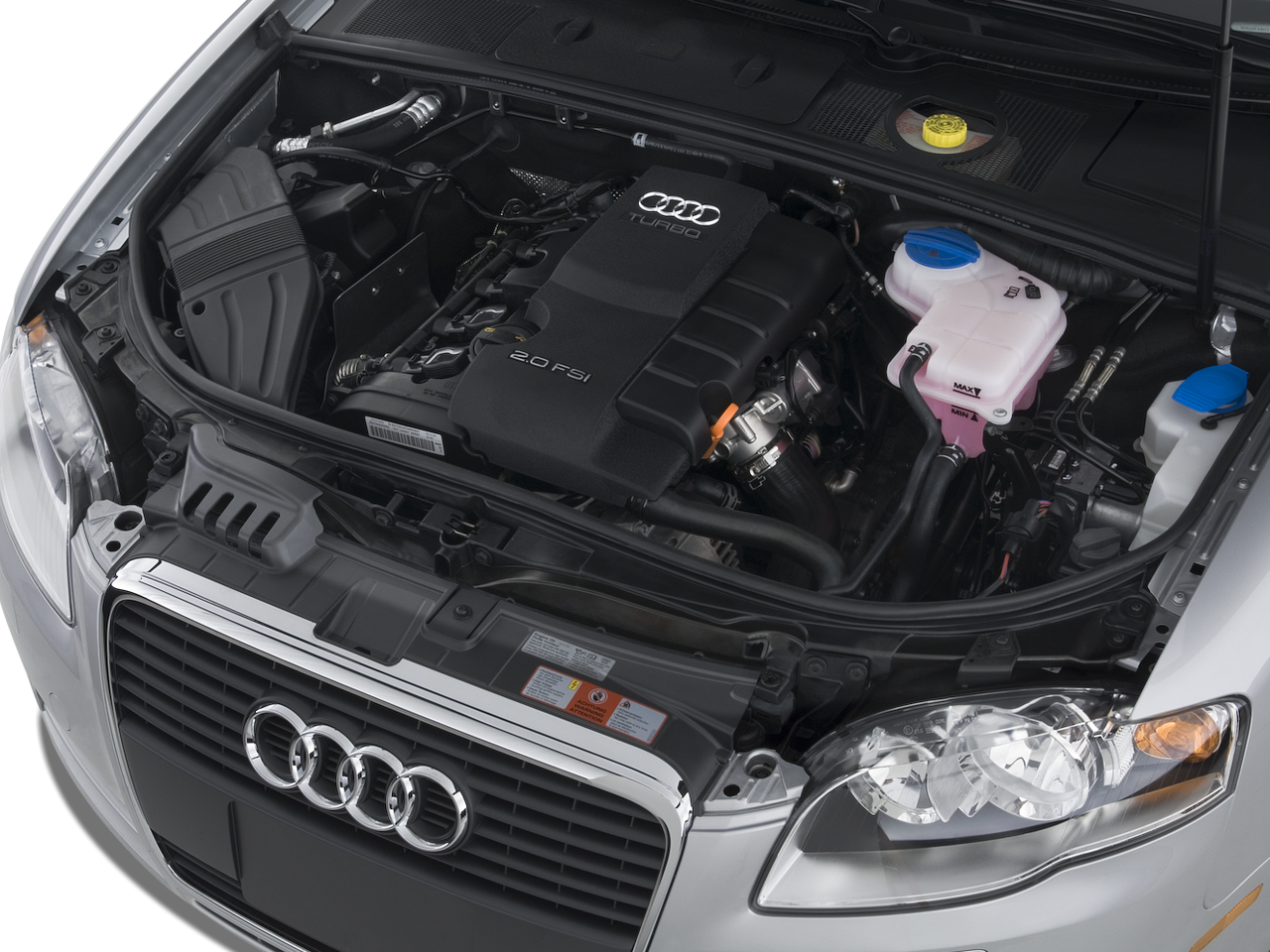 2009 audi a4 latest news features and auto show coverage rh automobilemag  com 2009 audi a4 2.0t quattro engine diagram