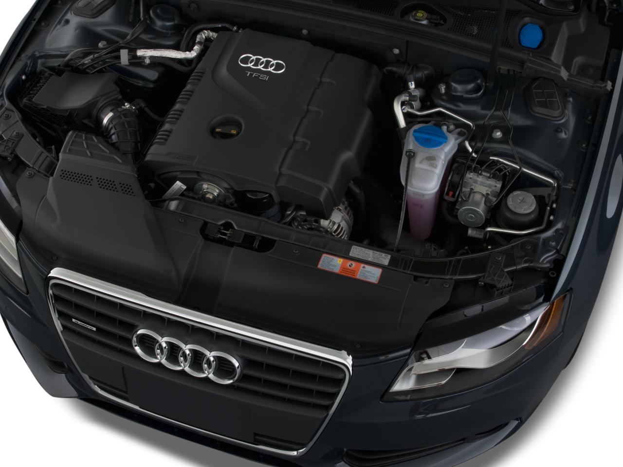 2009 Audi A4 Avant Luxury Wagon Review Automobile Magazine 2003 30 Quot Quatro Engine Diagram 37 75