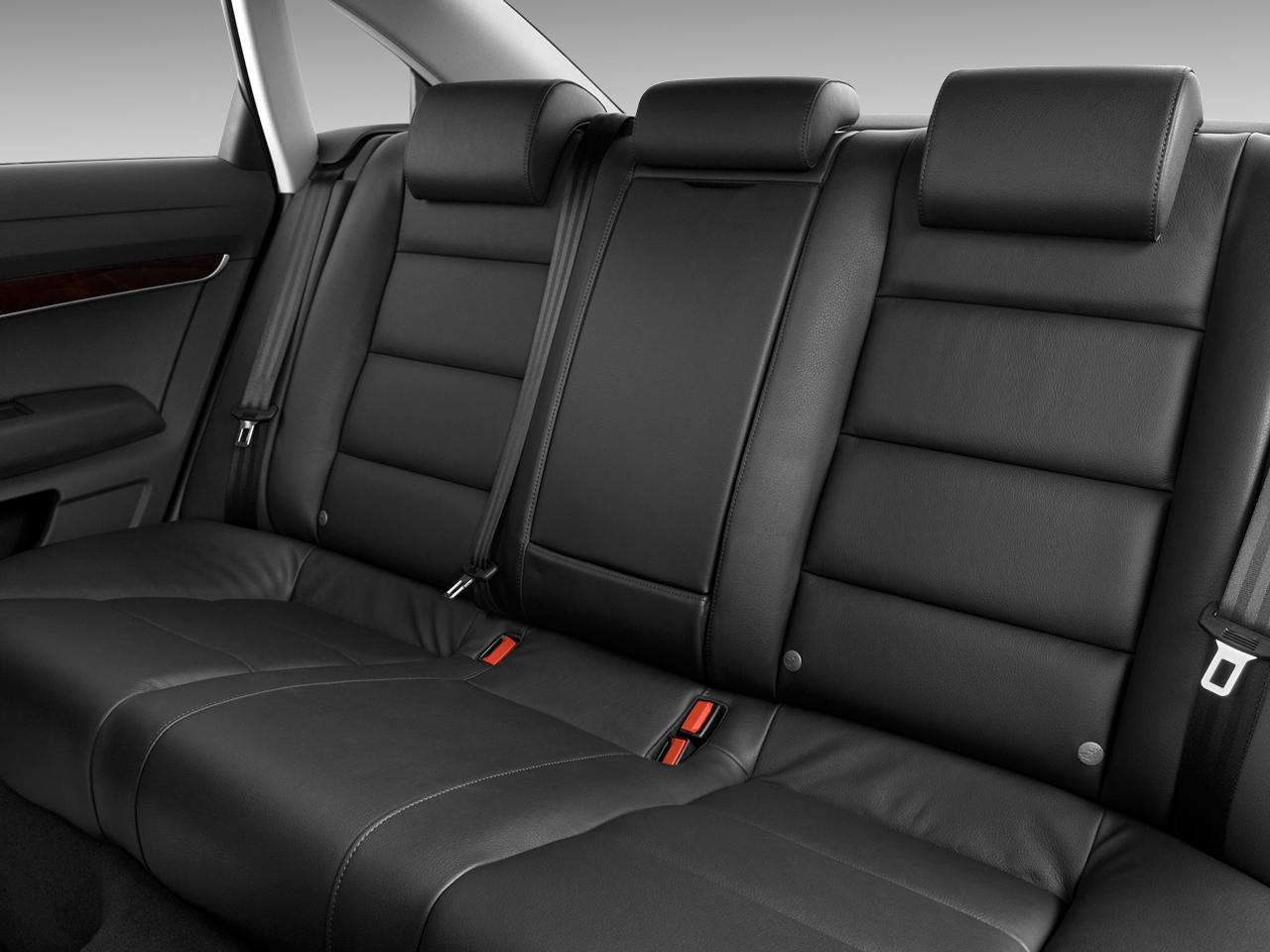 2009 Audi A6 3.0T - Audi Luxury Sedan Review - Automobile ...