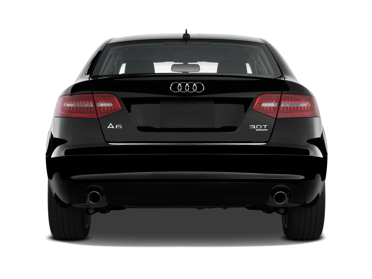 2009 Audi A6 3 0t Audi Luxury Sedan Review Automobile