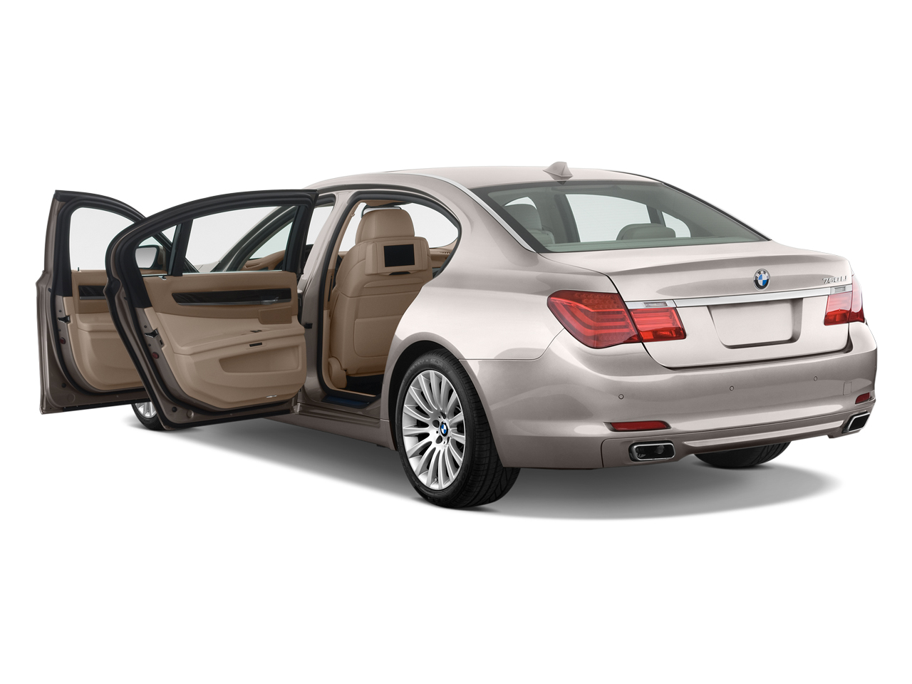 2009 Bmw 750i First Drive Review Automobile Magazine