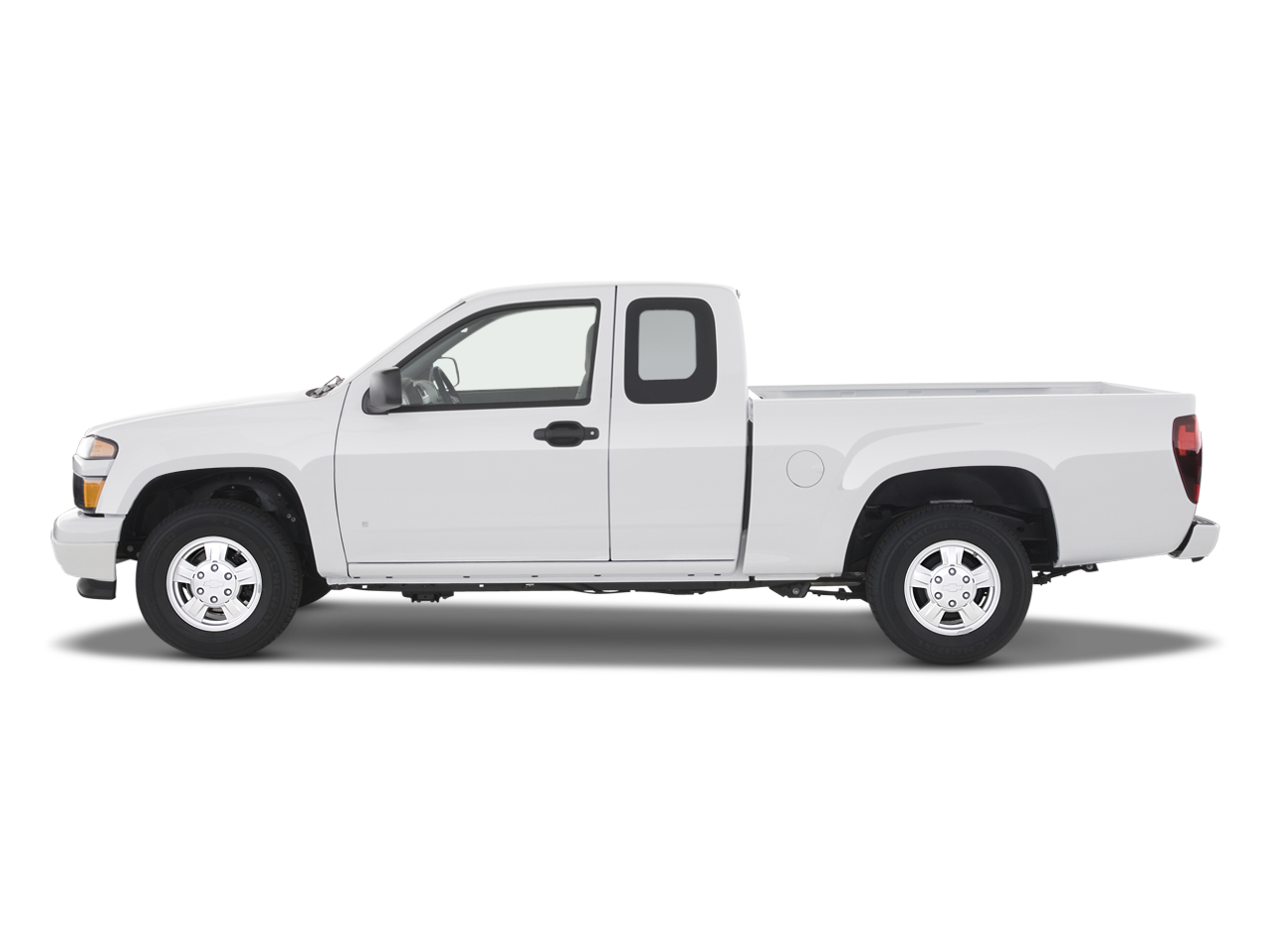 2009 Chevy Colorado and 2009 GMC Canyon - First Drive Midsize Pickup ...