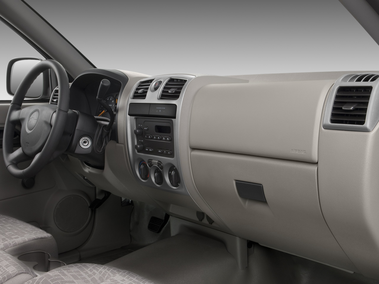 2009 Chevy Colorado And 2009 Gmc Canyon First Drive Midsize Pickup Review Automobile Magazine