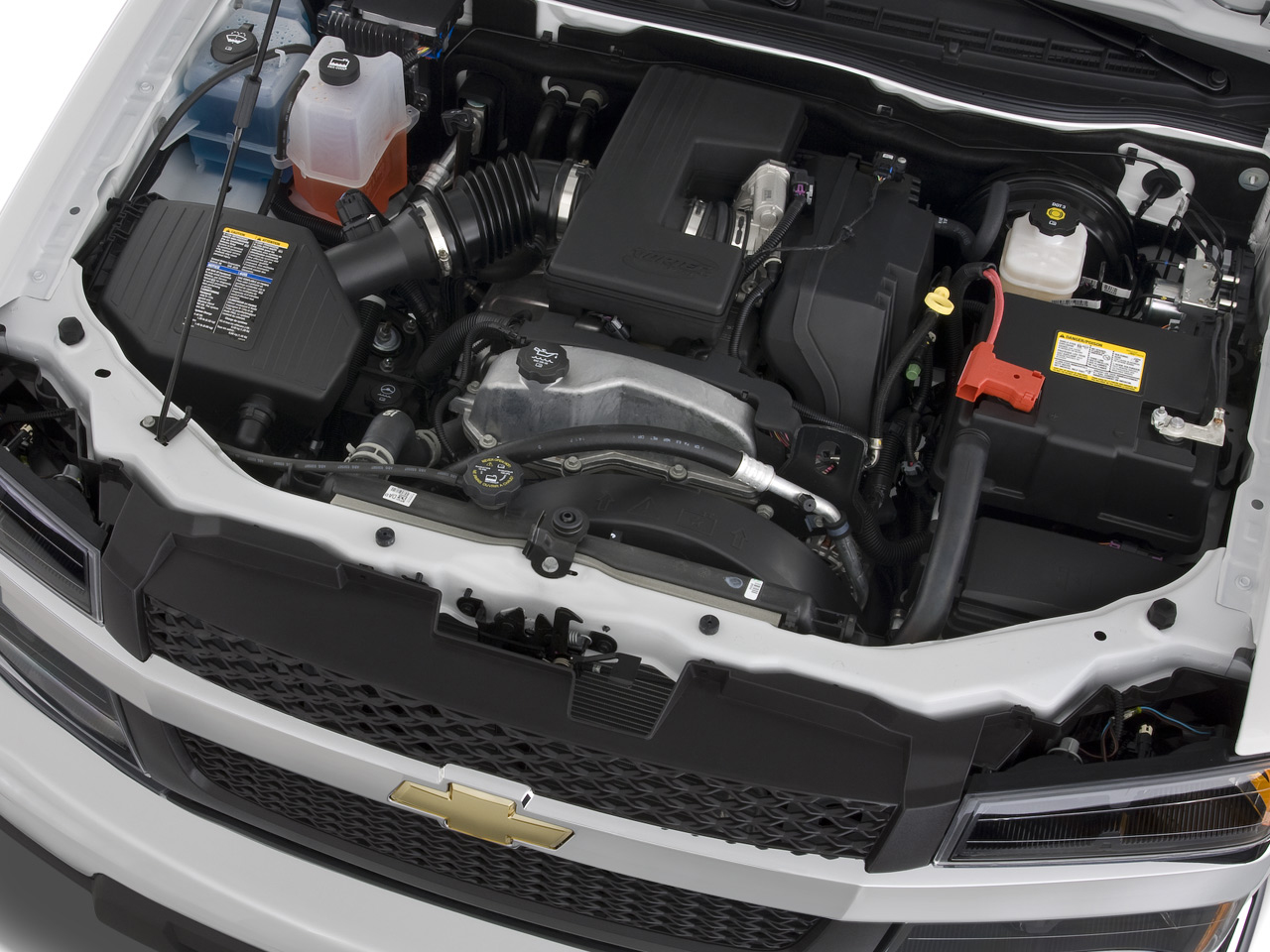 2009 Chevrolet Colorado 4WD Crew Cab 1LT - Chevy Fullsize ...