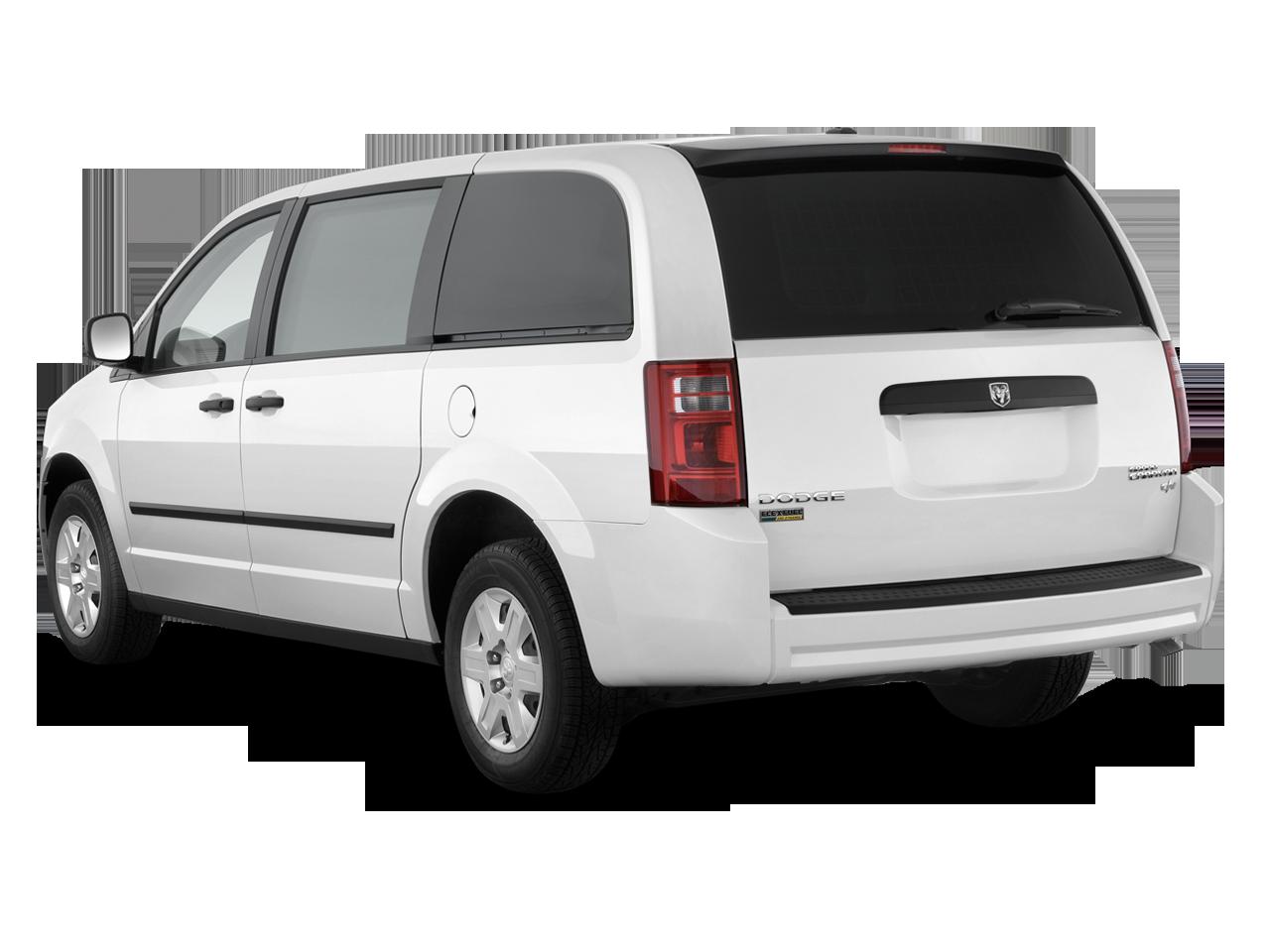 2009 Dodge Grand Caravan Sxt 3 8 Dodge Minivan Review
