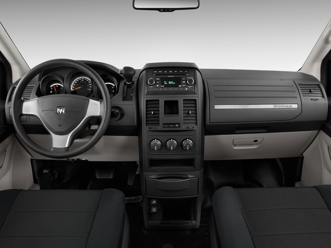 2009 Dodge Grand Caravan Sxt 3 8 Dodge Minivan Review