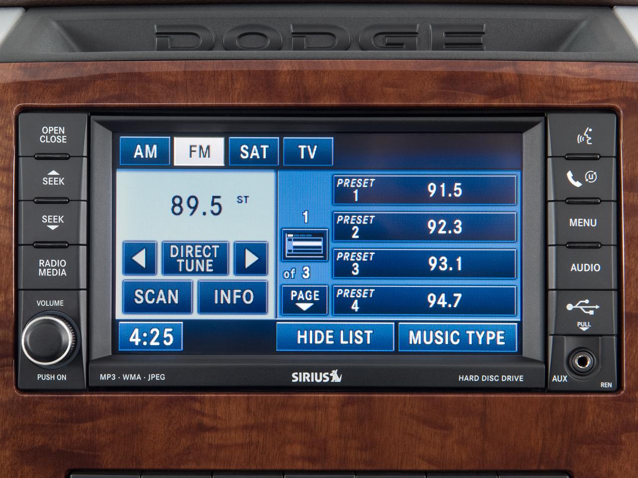 2009 Dodge Ram Pricing Starts At 22170 1992 Dakota Radio Wiring Diagram 77 78