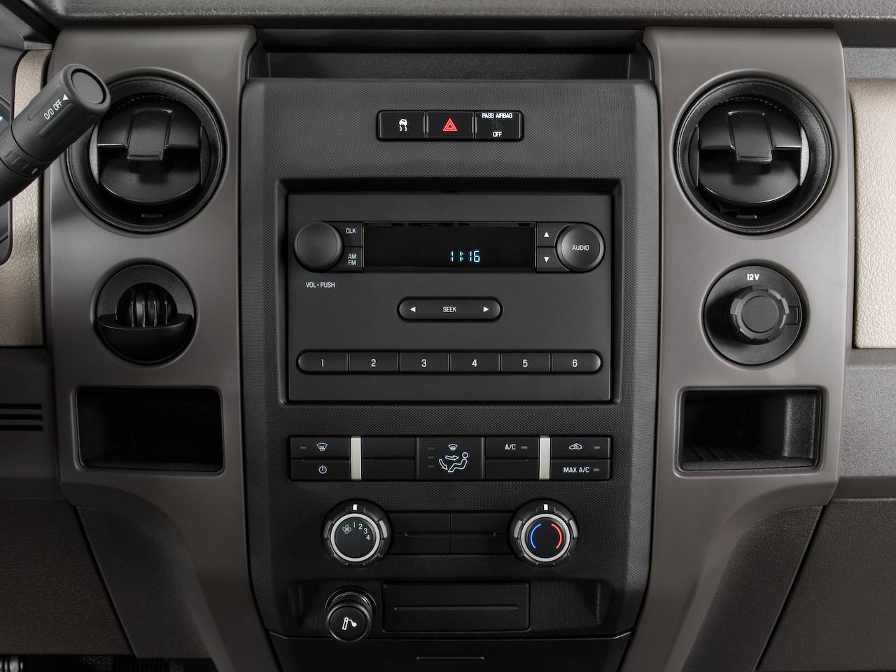 2009 Ford F 150 Platinum Lariat 4x4 Fullsize Pickup Truck Circuit Board Bronco Interior Dash Instrument 62 75