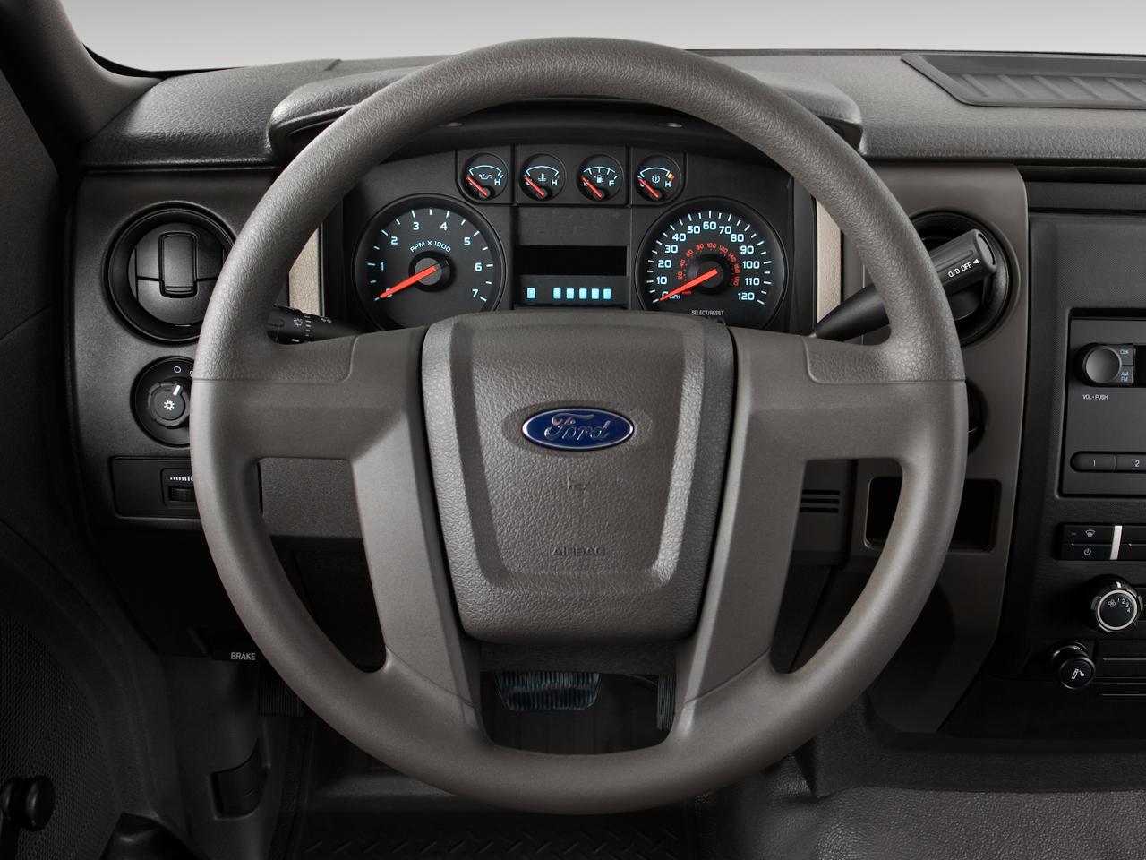 2009 ford f 150 platinum lariat 4x4 ford fullsize pickup for Benetton 4 wheel steering