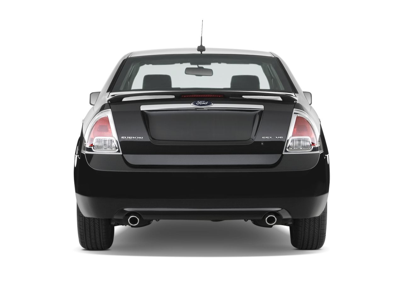 2009 Ford Fusion Sel Awd Ford Midsize Sedan Review