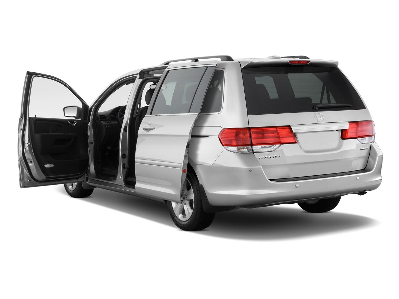 Honda Odyssey Touring Van