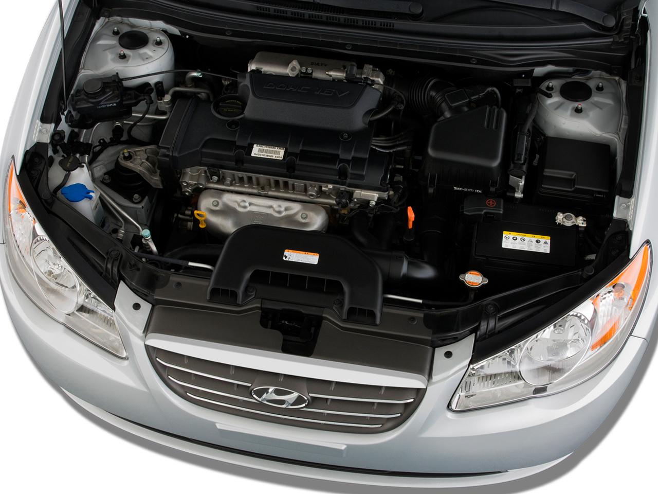 2009 Hyundai Elantra Touring Luxury Wagon Review Rh Automobilemag Com 2006 Engine  Diagram 2012