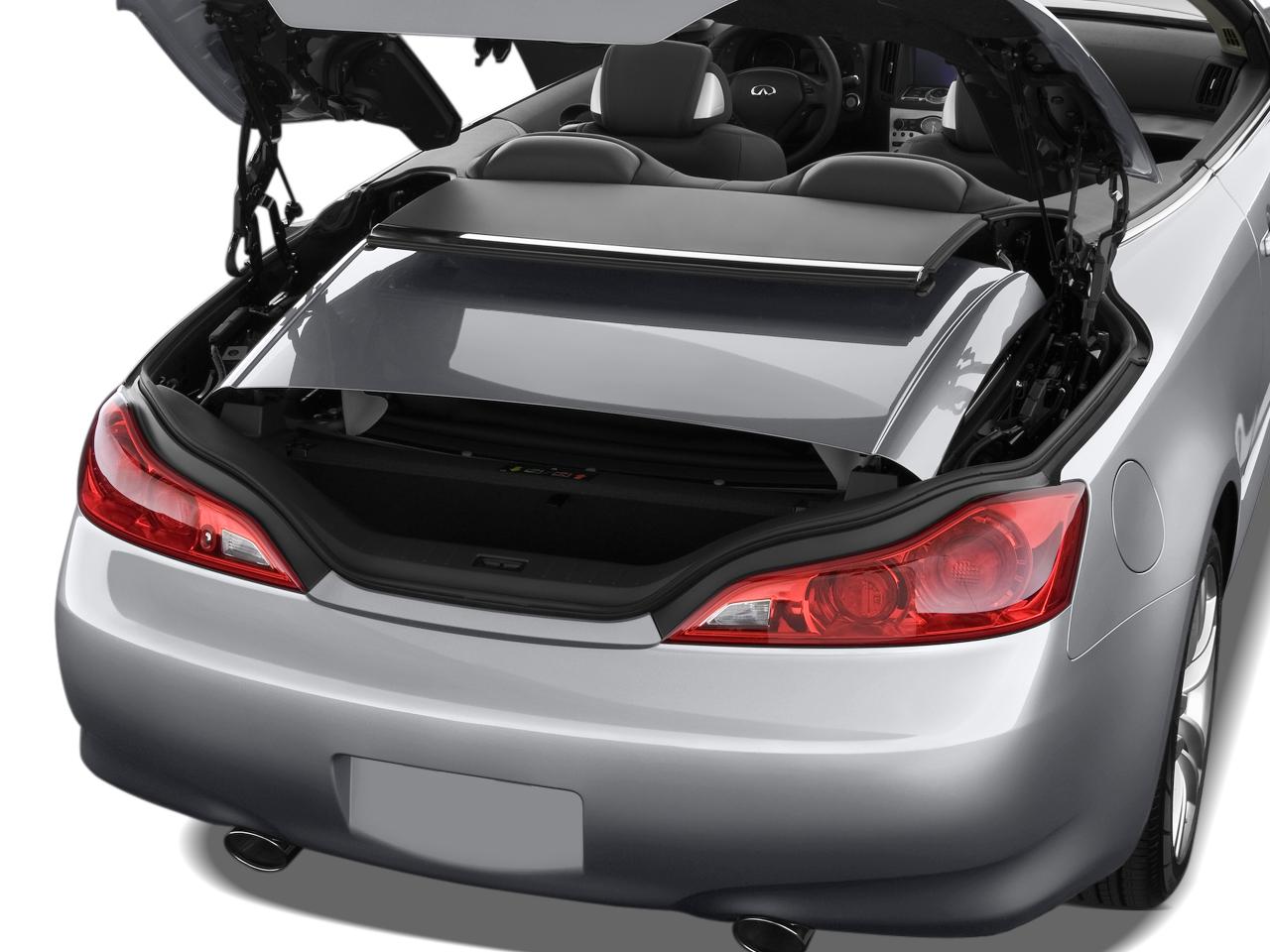 2009 Infiniti G37 Convertible - Infiniti Luxury Sport