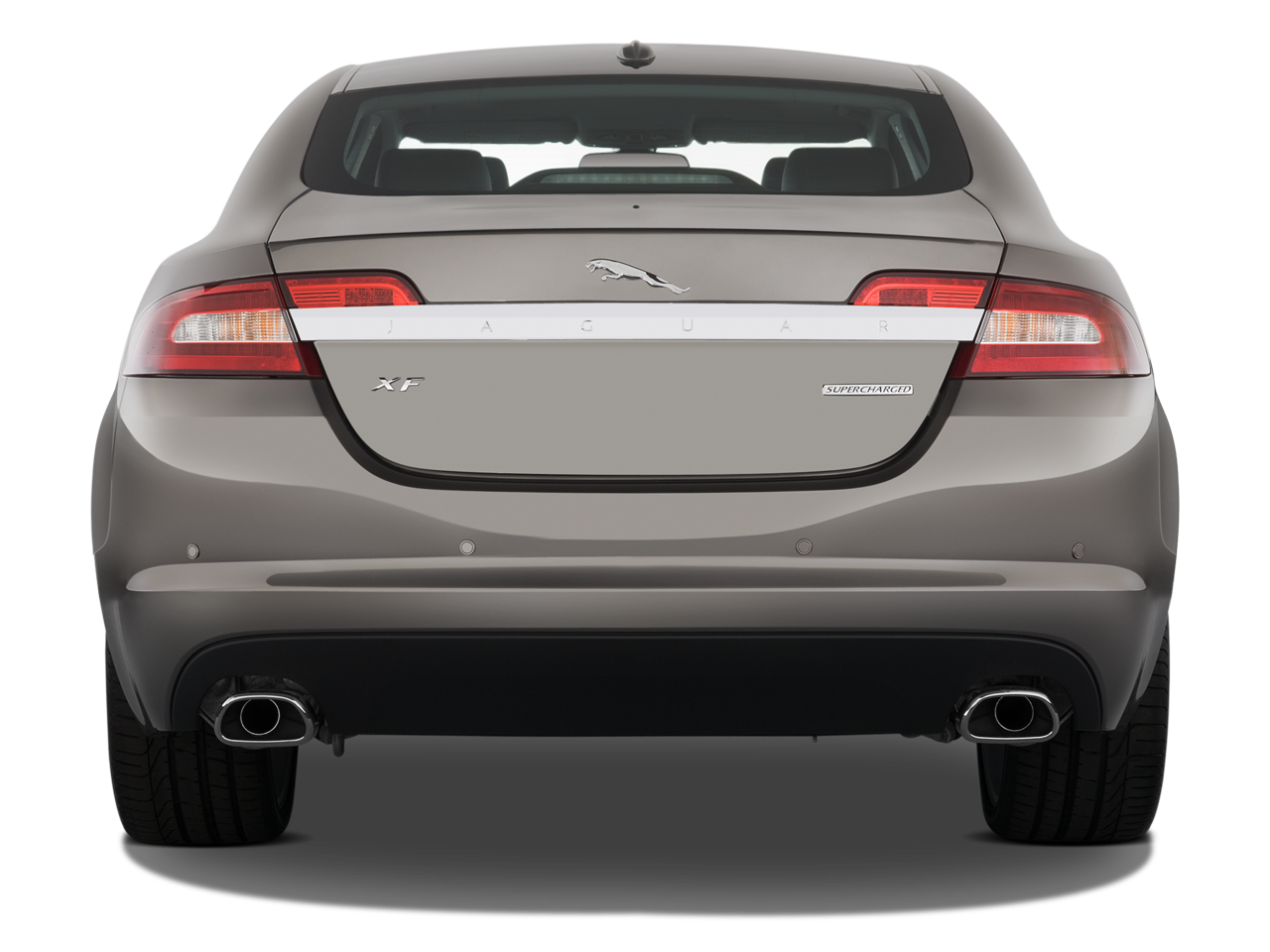 2009 Jaguar XF Supercharged - Latest News, Features, and Reviews ...