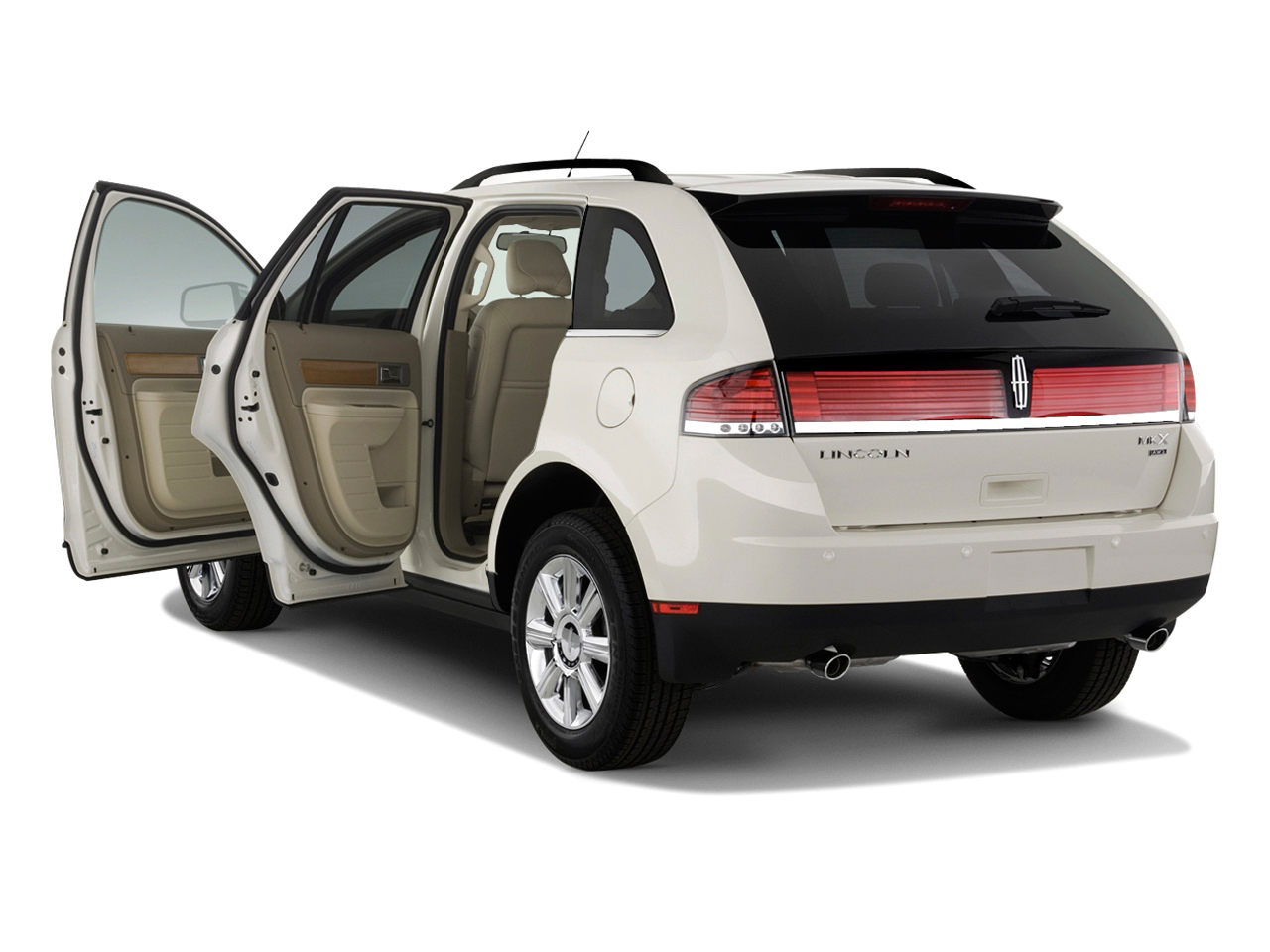 2009 Lincoln Mkx Awd Lincoln Midsize Crossover Suv Review