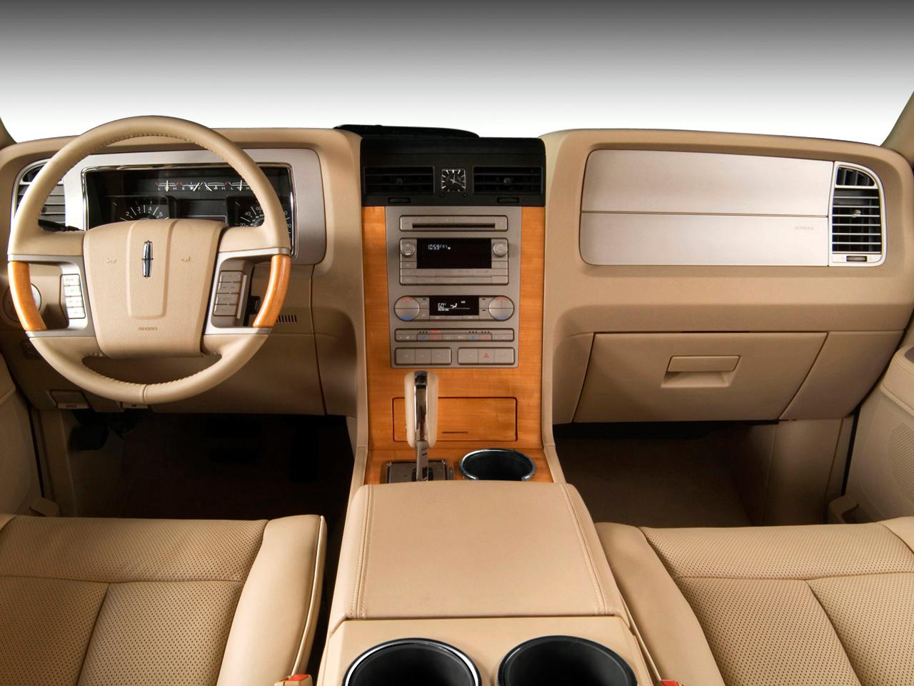 2009 Lincoln Navigator Lincoln Suv Review Automobile Magazine