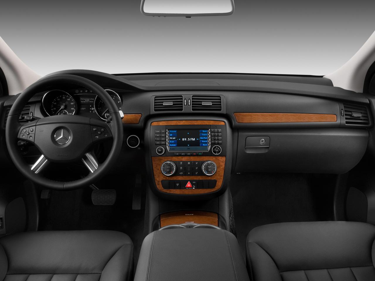 2009 Mercedes Benz R320 Bluetec Fuel Efficient News Car