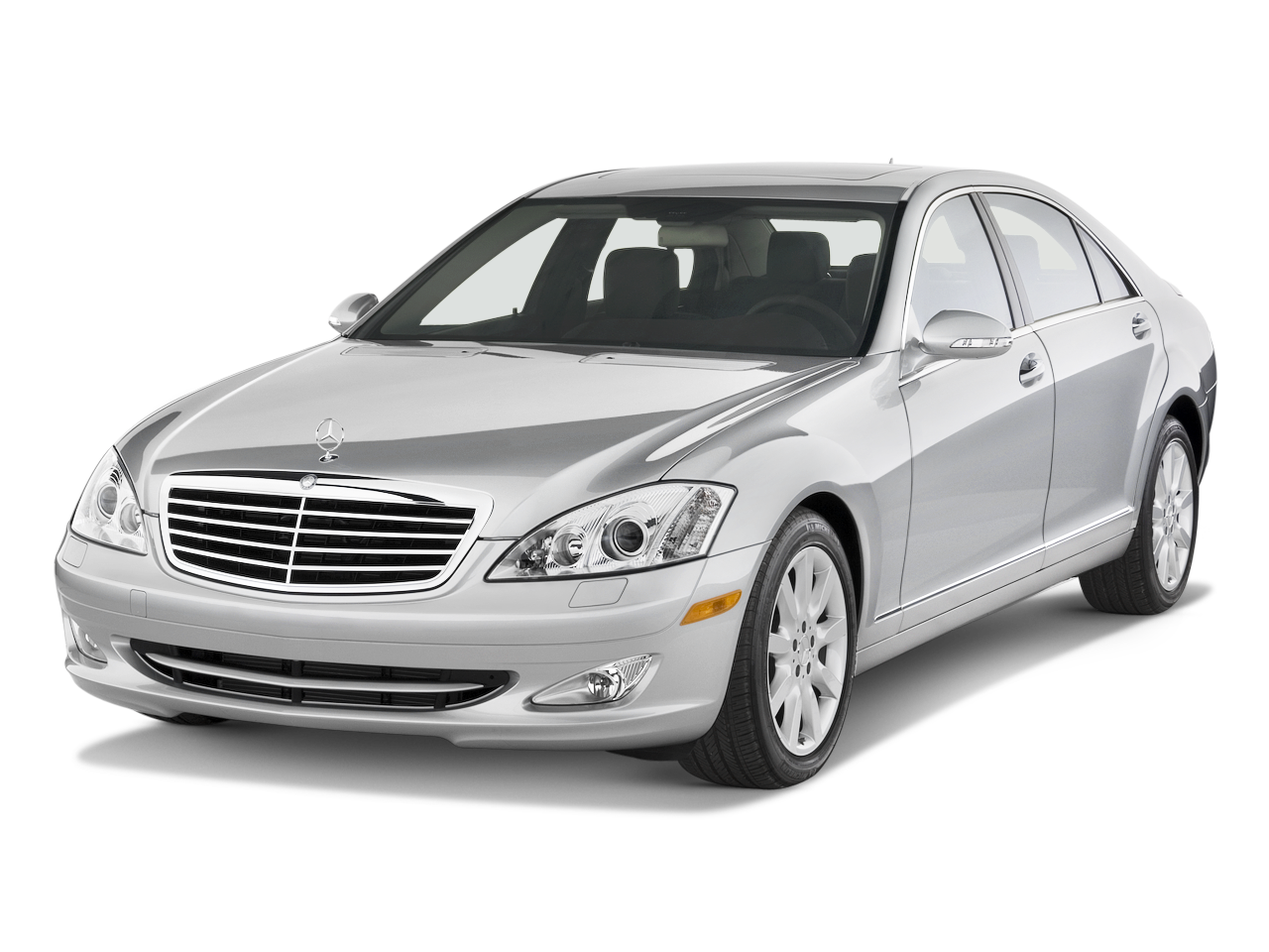 2009 Mercedes Benz S550 4Matic - Mercedes Benz Luxury AWD ...