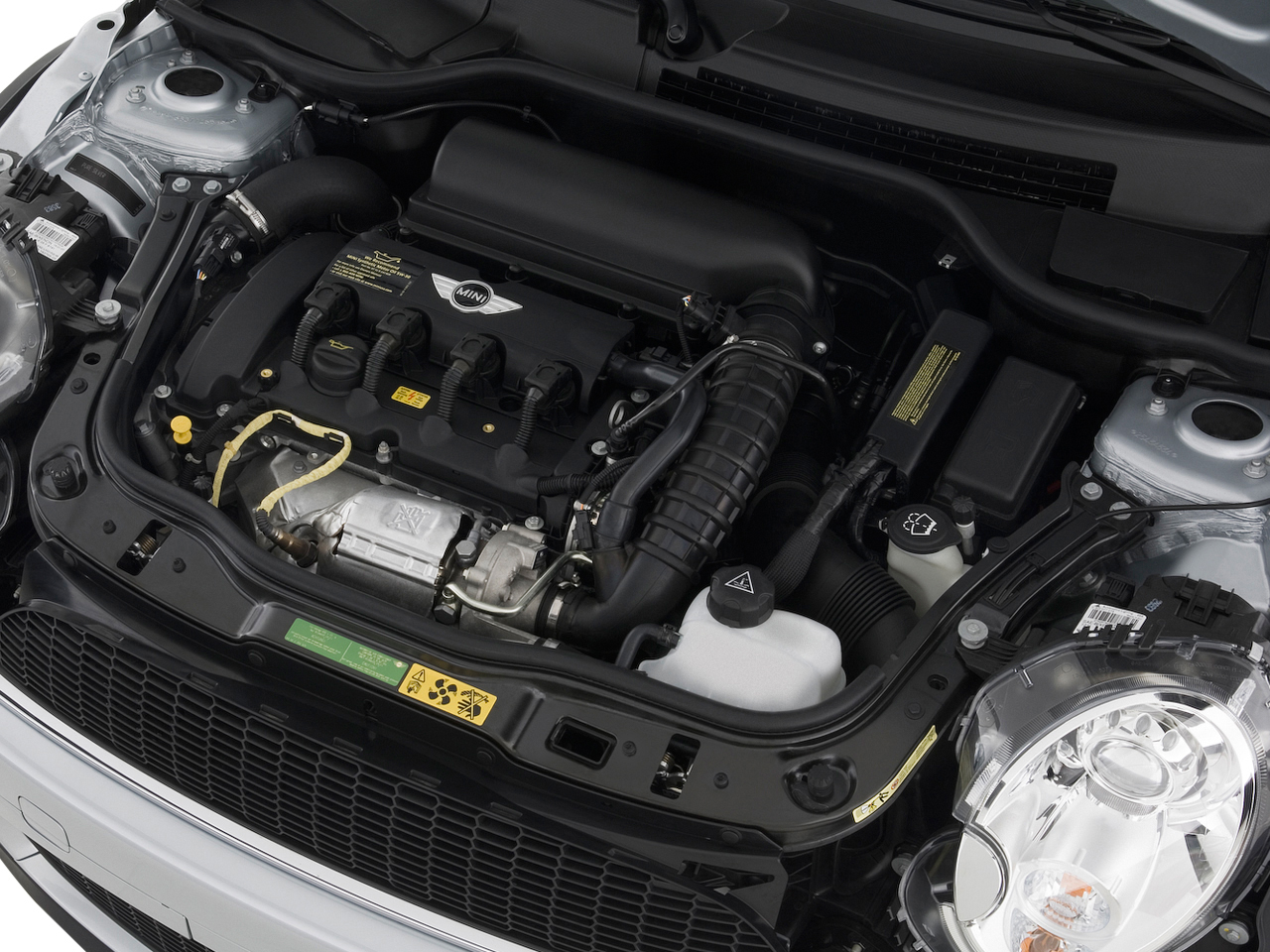 2009 Mini Cooper S Clubman - Mini Compact Hatchback Review