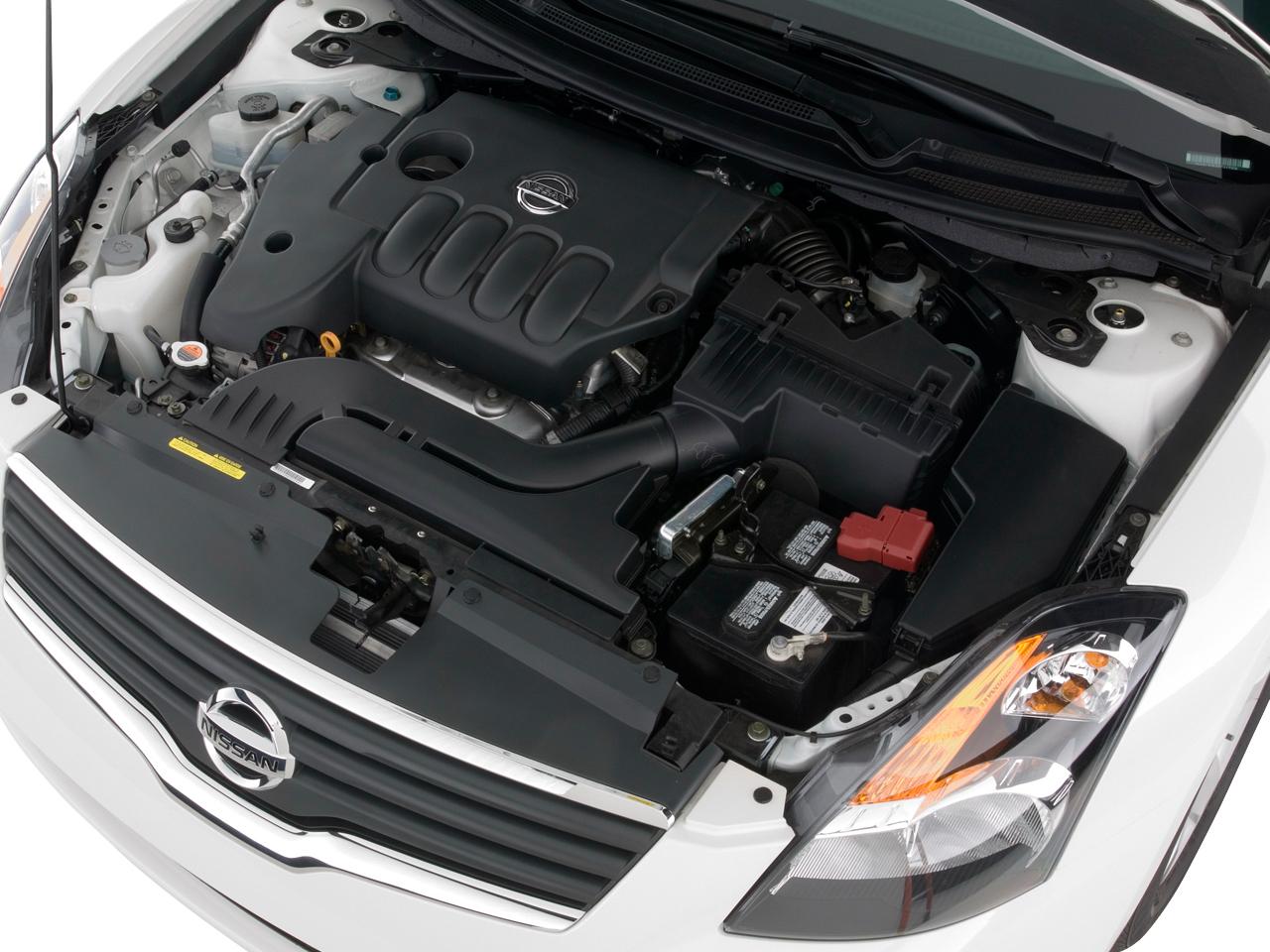 2009 Nissan Altima Hybrid Midsize Review Engine Diagram 61 124