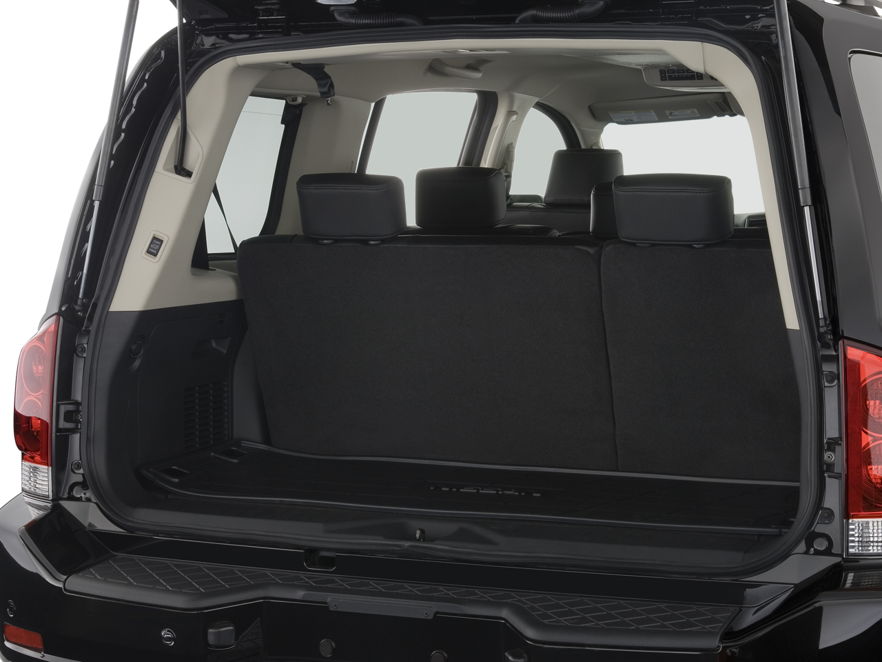 Nissan Armada 2020 >> 2009 Nissan Armada LE 4x4 - Nissan Full-Size SUV Review - Automobile Magazine