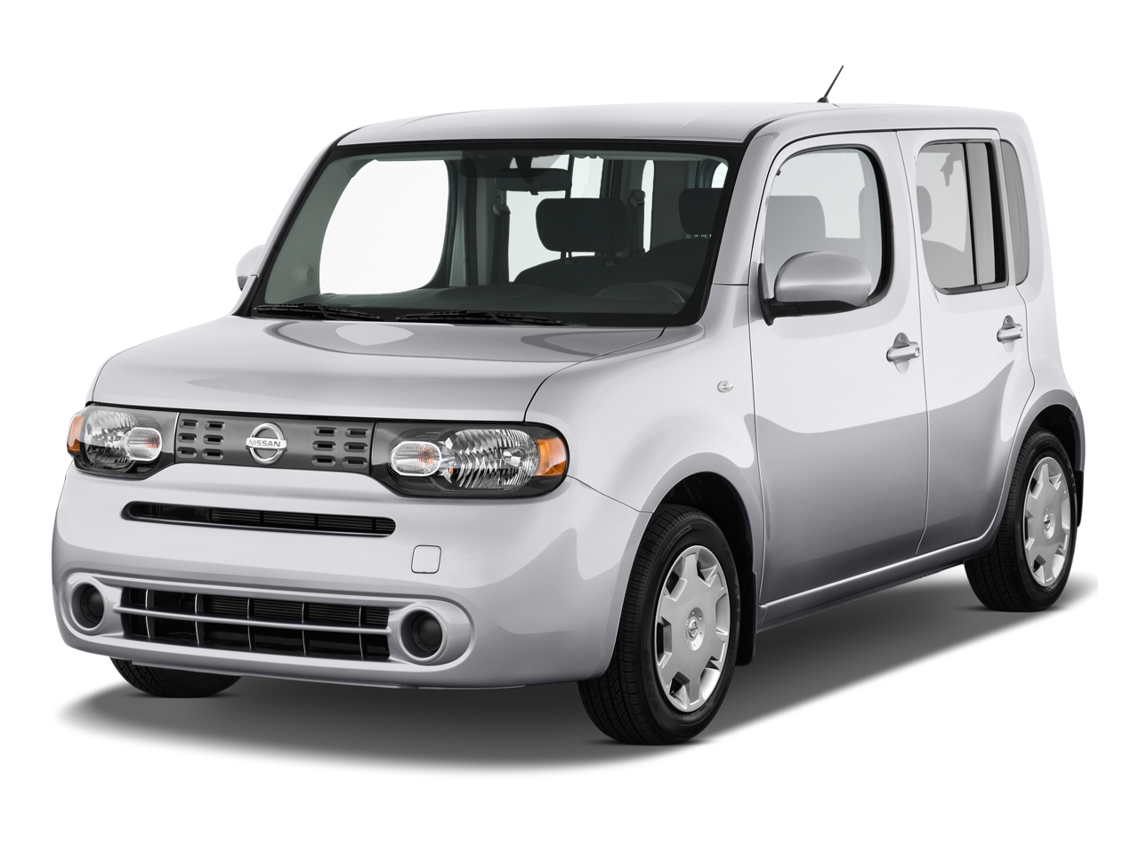 2009 nissan cube 1.8 s wagon angular front - 2009 Nissan Cube 1 8 S