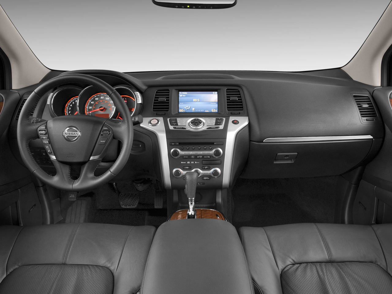 2009 Nissan Murano - Nissan Crossover SUV Review ...