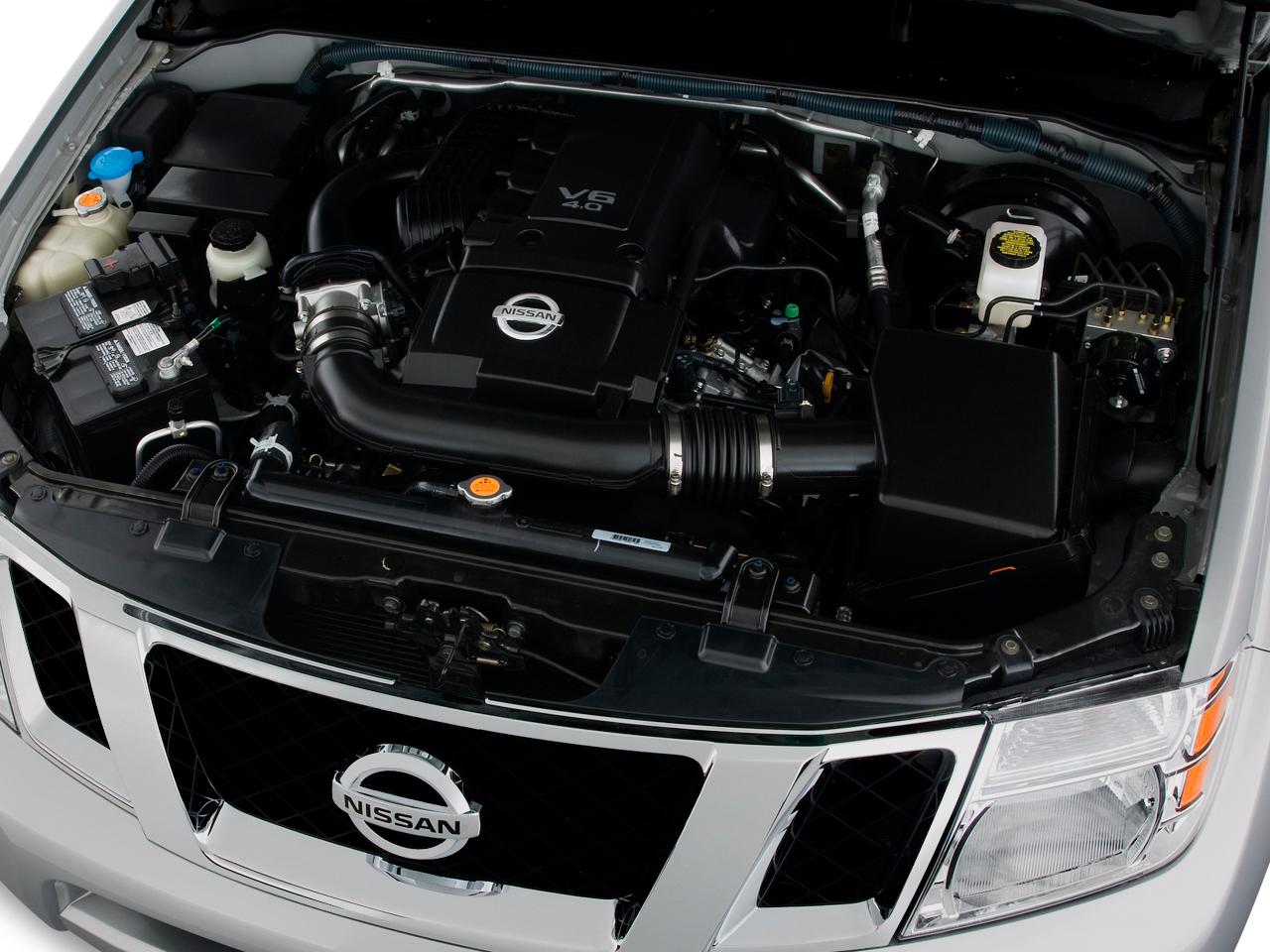 2009 Nissan Pathfinder Le 4x4 Nissan Midsize Suv Review