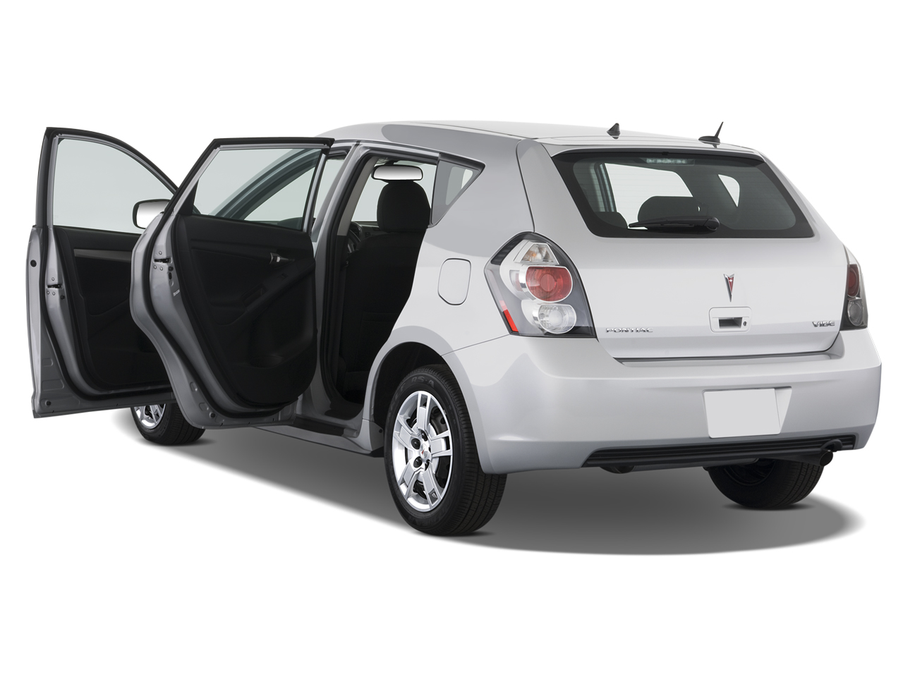 2009 Pontiac Vibe Gt Pontiac Hatchback Review Automobile Magazine